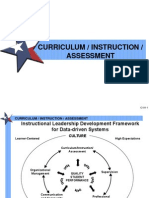 Curriculum Assessment Instruction
