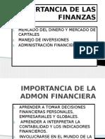 1ra Clase Admon Fciera