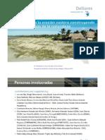 Coastal Erosion Colombia Quickscan Building-with-Nature Solutions PRESENT Bogota 4feb13