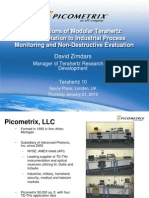 T44 - Applications of Modular Terahertz Instrumentation to Industrial Process Monitoring and Non-Destructive Evaluation