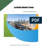 5. China Olefins Market E-News 1408