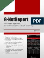 G-NetReport