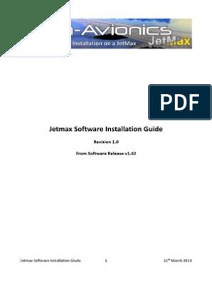JetMax Software Installation Guide | Installation (Computer