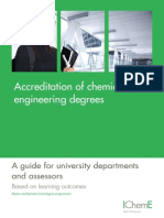 Accreditation Guide to icheme