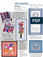 Heartland House Designs Cross Stitch and Needlepoint Catalog
