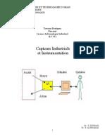 Capteurs Industriels et Instrumentation