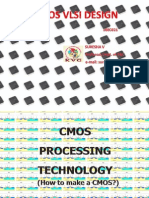 PG- CMOS Fabrication Technology