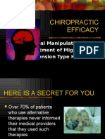 Chiropractic Efficacy for the Treament of Headache 1233808203798876 1
