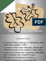 Literatur Riview medical
