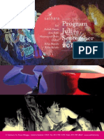 Program Salihara Juli-sept 2014