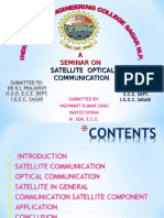 Optical Communication. Ppt