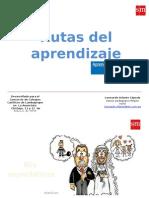 Rutas Del Aprendizaje-Comunicación 2015