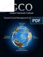 The Global Chemical Outlook