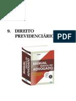 Modelos de DIREITO PREVIDENCIÁRIO