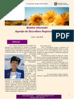 Buletin informativ al Agenției de Dezvoltare Regională SudIunieIulie2015