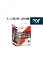 Modelos de DIREITO AMBIENTAL