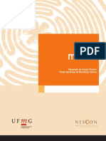 Saúde Mental - Caderno NESCON UFMG
