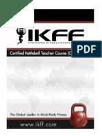 Kettlebell Course Manual