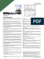 Modelo T3 2 Pisos Ourense - Especificações