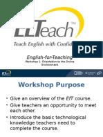 EfT WORKSHOP 1_Presentation