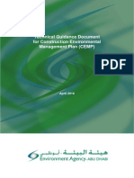 Construction Environmental Management Plan (CEMP)