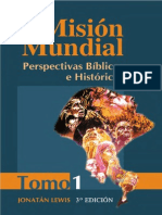 Misión Mundial - Perspectivas Bíblicas e Históricas