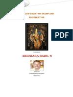 Case Law Digest on Stamp and Registration