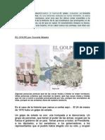 Montes Graciela - El Golpe.doc