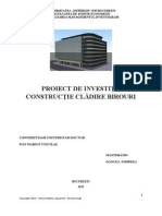 Proiect Analiza Piata