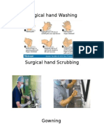 Surgical Hand Washing