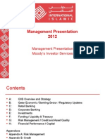 2012 Moody's Ratings Review
