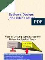 L-6 Job Order Costing