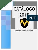 Catálogo Mónaco ltda.