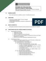 Informe de Evaluacion Arquitectonica Funcional