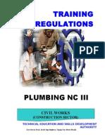 Tr - Plumbing Nc III