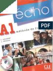 Écho A1 -Livro do aluno