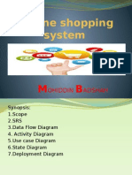 Online Shopping System1
