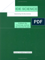 Suicide Science - Expanding the Boundaries - T. Joiner, M. Rudd (Kluwer, 2002) WW