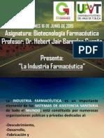 Industria Farmaceutica de Unidad 2(1)