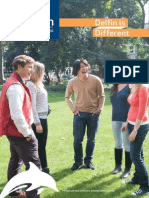 Delfin English School Brochure 2014