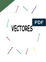 Diapositivas Vectores Primera Parte