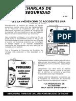 009-Es La Prevenci_n de Accidente Una Necesidad