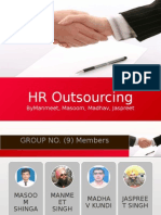 Group IX HR Outsourcing