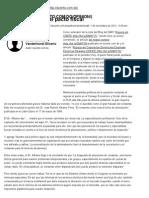 1 de Noviembre de 2012 Rescate Eléctrico Al Pacto Fiscal - Acento - El Más Ágil y Moderno Diario Electrónico de La República Dominicana
