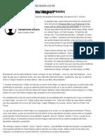 4 de Abril de 2013 ¿Es El Mulo Un Cisne Negro_ - Acento - El Más Ágil y Moderno Diario Electrónico de La República Dominicana