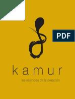 Catalogo Kamur 2014