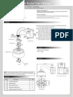 Digimerge MNTZ36W Installation Manual