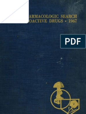 Ethnopharmacologic search for psychoactive drugs_1967 | Lysergic