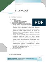 Bab 4. Metodologi Kajian Pemetaan Air Tanah