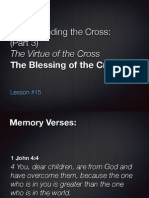 15 understanding the blessing of the cross